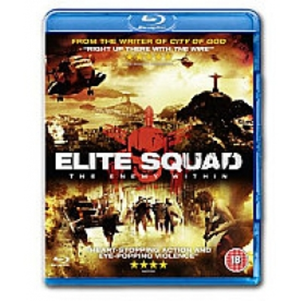 Elite Squad The Enemy Within Blu-ray