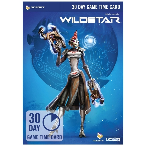 Wildstar Timecard PC Game (30 Days)
