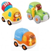 VTech Toot Toot Drivers Construction Vehicles (Pack of 3)