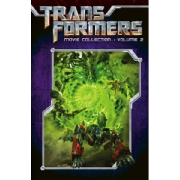 Transformers: Movie Collection Volume 2