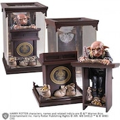 Ex-Display Gringotts Goblin (Harry Potter) Magical Creatures Noble Collection Used - Like New