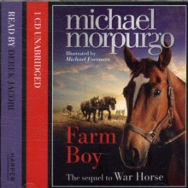 Farm Boy Audiobook