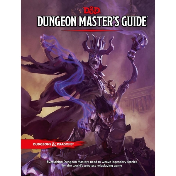 Dungeons & Dragons Dungeon Masters Guide