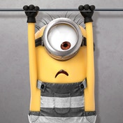 Despicable Me 3 - Hang On Canvas