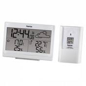 Hama EWS-890 Electronic Weather Station (White)