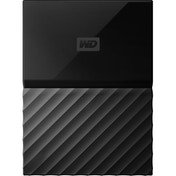 WD 4TB My Passport Portable Hard Drive and Auto Backup Software Black