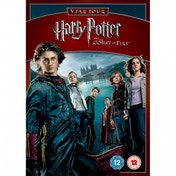 Harry Potter And The Goblet of Fire DVD
