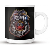 The Police Shield Mug