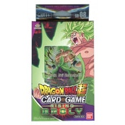 Ex-Display Dragon Ball Super TCG: SD08 Rising Broly Starter Deck Used - Like New