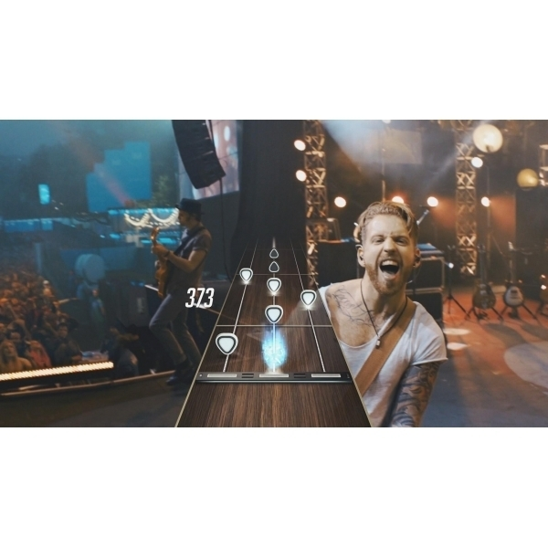 Guitar Hero Live with Guitar Controller Xbox 360 Game - Image 5