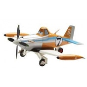 Disney Planes Remote Control Driving Dusty Plane 1:24
