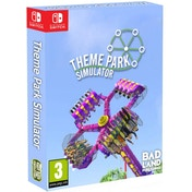 Theme Park Simulator Collector's Edition Nintendo Switch Game