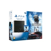 PlayStation 4 (1TB) Black Console with Star Wars Battlefront