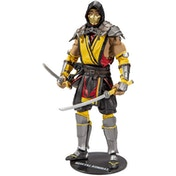 Scorpion (Mortal Kombat) 7 Inch McFarlane Action Figure