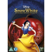 Disney Snow White and the Seven Dwarfs DVD