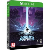 Agents Of Mayhem Day One Steelbook Edition Xbox One Game