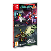 Galak-Z The Void & Skulls of the Shogun Bone a Fide Edition Platinum Pack Nintendo Switch Game