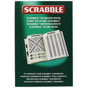 Scrabble Scorepad Board Game