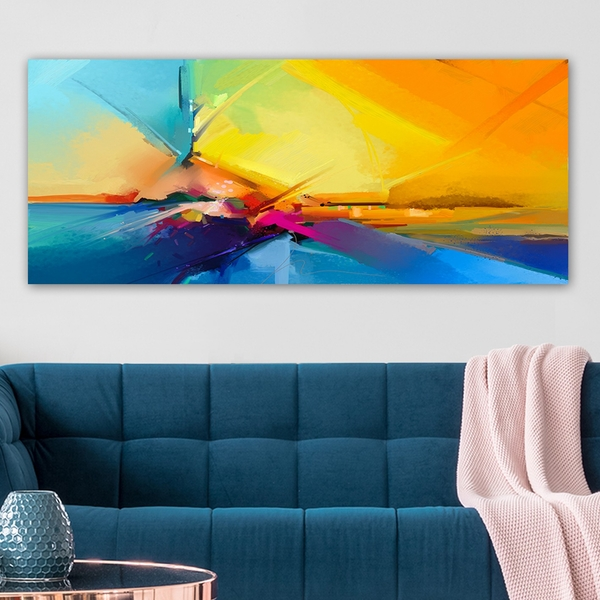 YTY1044630916_50120 Multicolor Decorative Canvas Painting