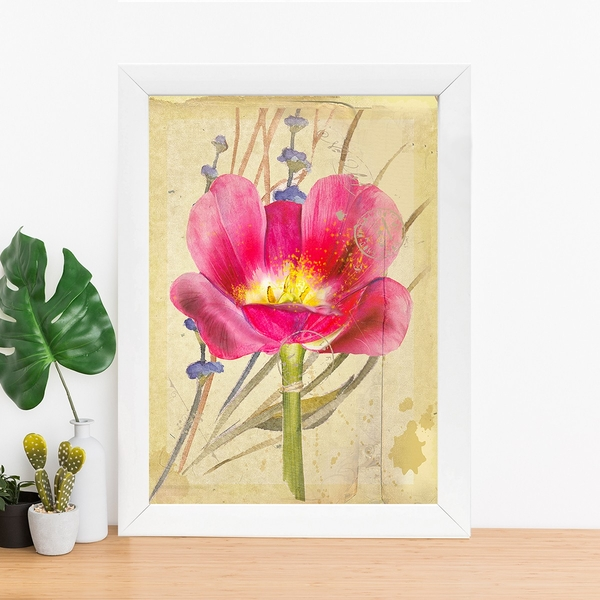 BC1153099694 Multicolor Decorative Framed MDF Painting