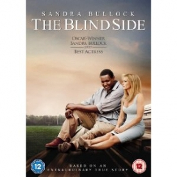 The Blind Side 2010 DVD