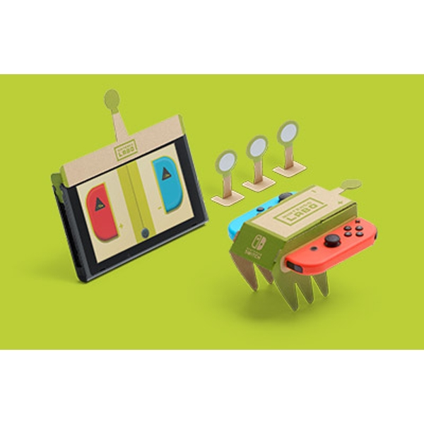 nintendo labo toy con 01 variety kit for nintendo switch. Black Bedroom Furniture Sets. Home Design Ideas