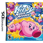 Kirby Mass Attack Game DS (#)