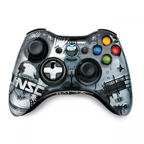Official Halo 4 Limited Edition Wireless Controller Xbox 360