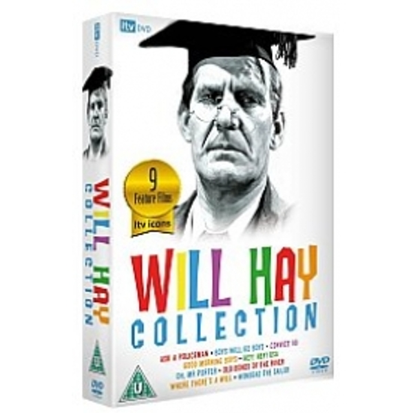 Will Hay Collection DVD
