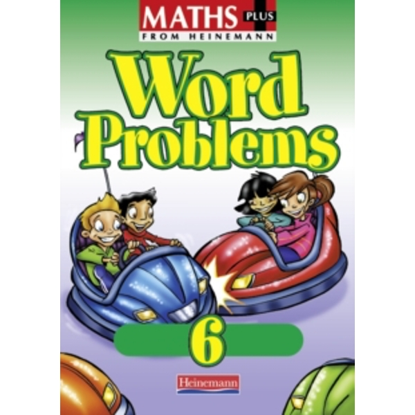 Maths Plus Word Problems 6: Pupil Book by Pearson Education Limited (Paperback, 2002)