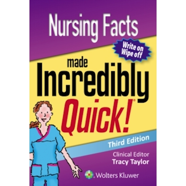 Nursing Facts Made Incredibly Quick
