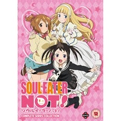 Soul Eater NOT! Complete Series Collection DVD