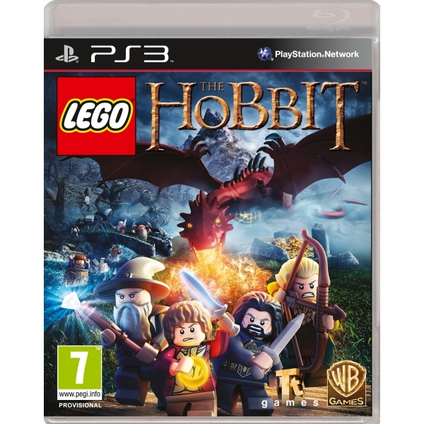 LEGO The Hobbit Game PS3 - Image 1