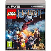 LEGO The Hobbit Game PS3
