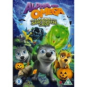 Alpha And Omega The Legend Of The Saw Tooth Cave DVD