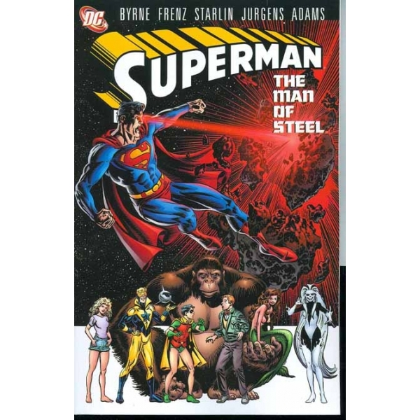 Superman The Man Of Steel TP Vol 06