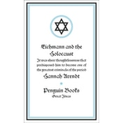 Eichmann and the Holocaust by Hannah Arendt (Paperback, 2005)