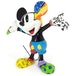 Disney Britto Mickey Mouse Mini Figurine - Image 3