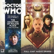 The Fourth Doctor Adventures: The Haunting of Malkin Place by Phil Mulryne (CD-Audio, 2017)