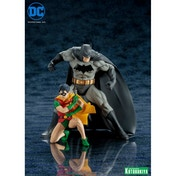 Batman & Robin Two Pack (DC Comics) Kotobukiya ArtFX+ Statue