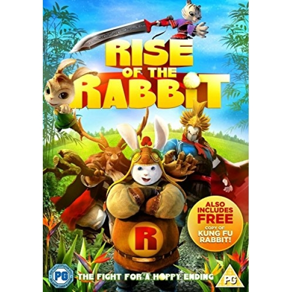 Rise Of The Rabbit DVD