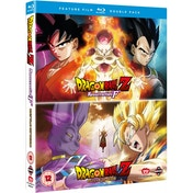Dragon Ball Z: Battle Of Gods/Resurrection F Blu-ray