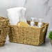 Natural Seagrass Storage Basket | M&W Set of 1 - Image 4