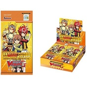 Cardfight Vanguard Glorious Bravery Of Radiant Sword Booster - 30 Packs
