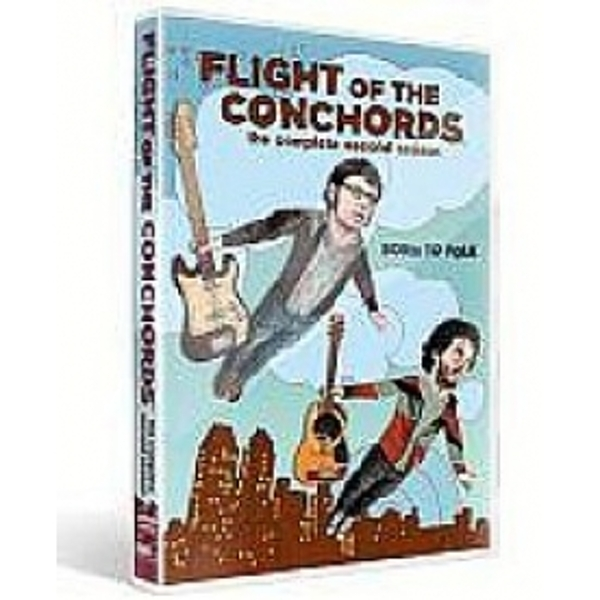 Flight Of The Conchords - Series 2 DVD