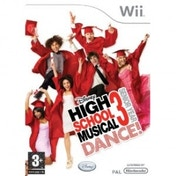 Ex-Display High School Musical 3 Senior Year Dance! Game Wii Used - Like New
