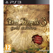 Port Royale 3 Gold Edition Game PS3