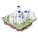 Santorini (English 2nd Edition) Board Game - Image 2