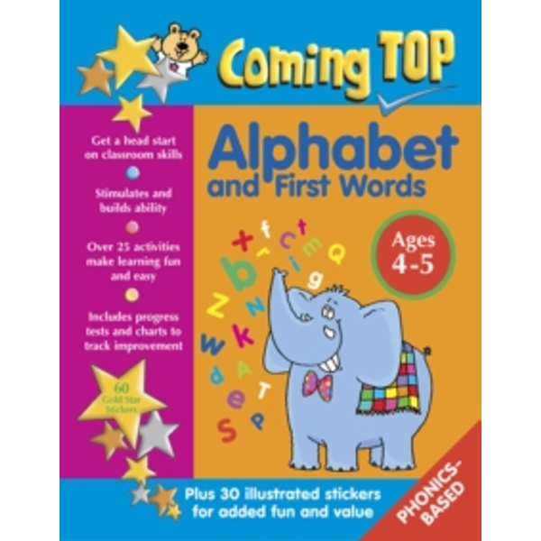 Alphabet and First Words by Louisa Somerville (Paperback, 2015)