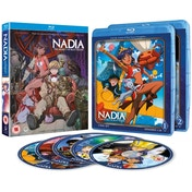 Nadia: Secret Of The Blue Water - Complete Series Collection Blu-ray